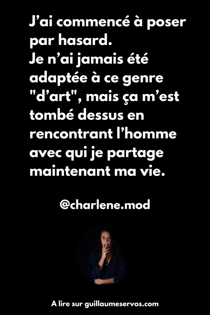 Citation de Charlène Mod