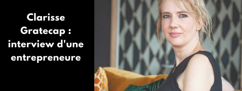 Découvre mon interview avec Clarisse Gratecap, entrepreneure lyonnaise dans la communication. Au menu : son rapport à l'entrepreneuriat, au blogging, aux réseaux sociaux et au voyage.