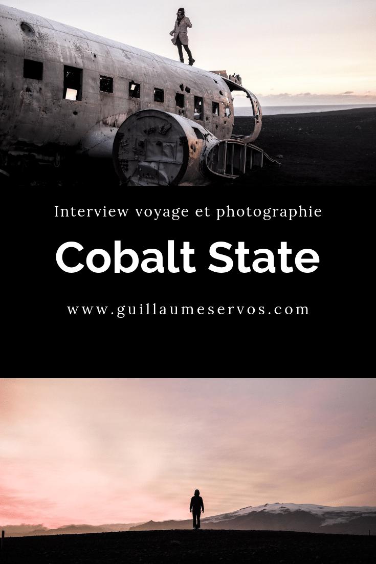Découvre mon interview avec Cobalt State, un couple de voyageurs et de photographes en quête d'aventure. Au menu : leur rapport aux réseaux sociaux, au voyage et leur carte blanche.