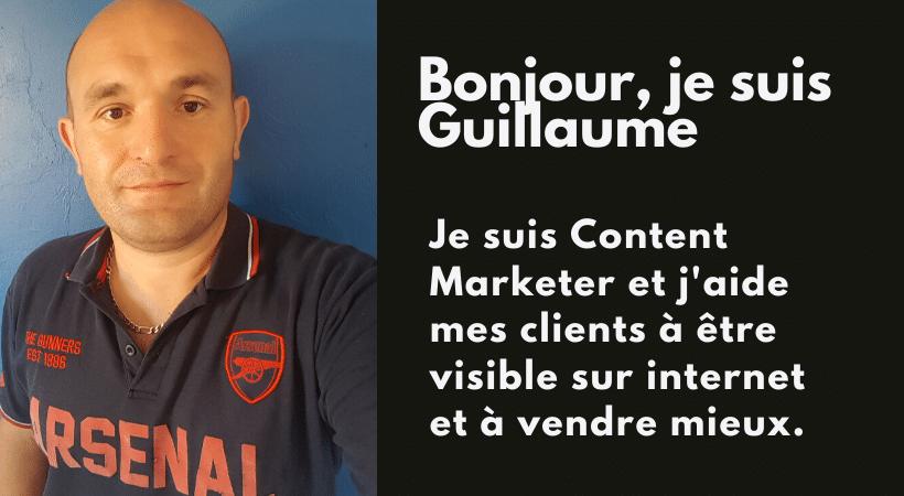 Content marketer, j'aide mes clients à être visible sur internet et à vendre mieux. Je crée du contenu depuis plus de 3 ans (15 000 visiteurs mensuels).