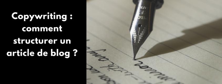 20 % d'art, 80 % de technique ! Ecrire efficacement un article de blog implique de connaître des techniques de copywriting pour captiver tes lecteurs.