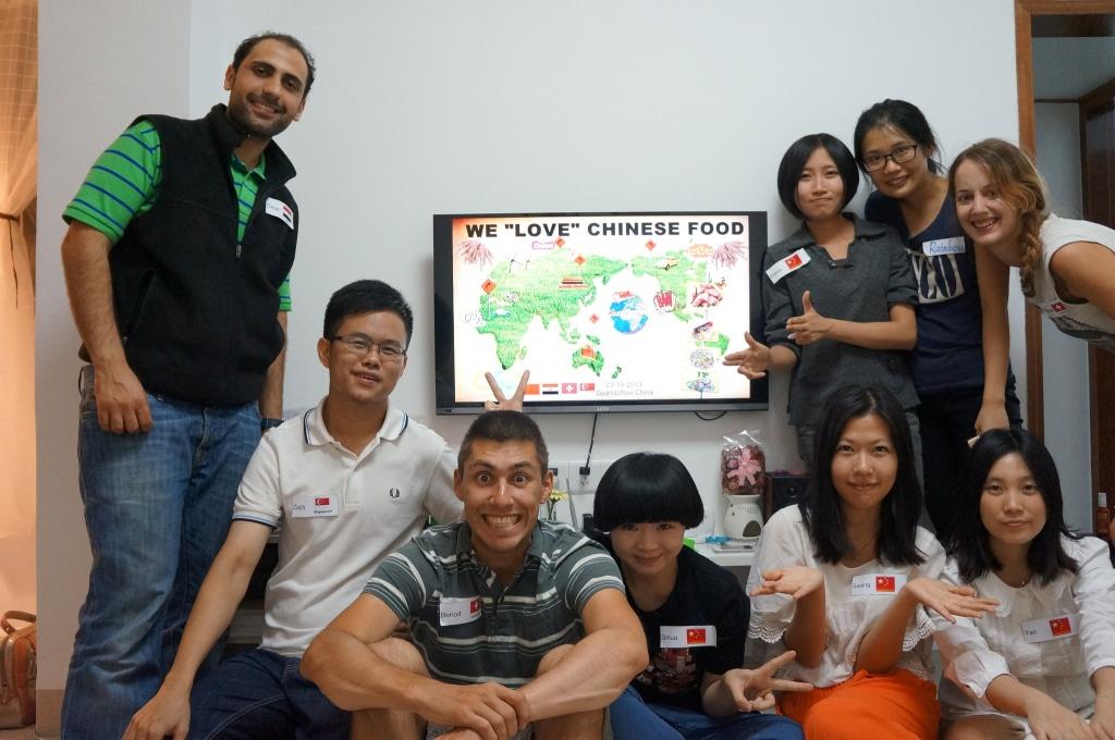 Fabienne et Benoit qui teste le couchsurfing en Chine, blog voyage Novo-Monde