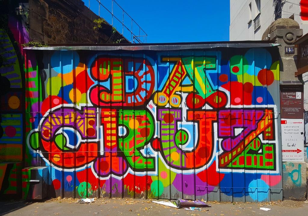 Pour la petite histoire, Da Cruz a grandit dans le 19e arrondissement de Paris.
