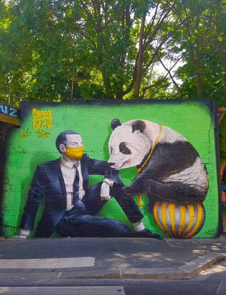 Doudou Style et ses pandas trop mignons