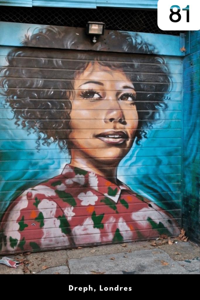 Street artiste à suivre en 2021 : Dreph