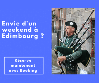 Edimbourg Booking