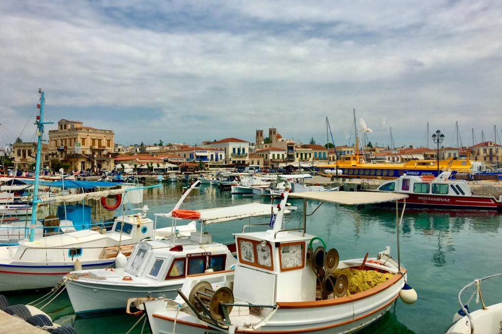 Egine : tout le charme des îles grecques