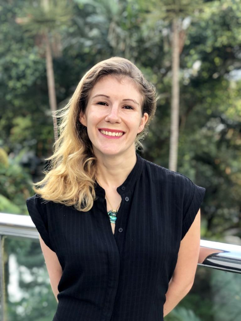 Emmanuelle du podcast En éclaireur à Hong Kong (Chine)