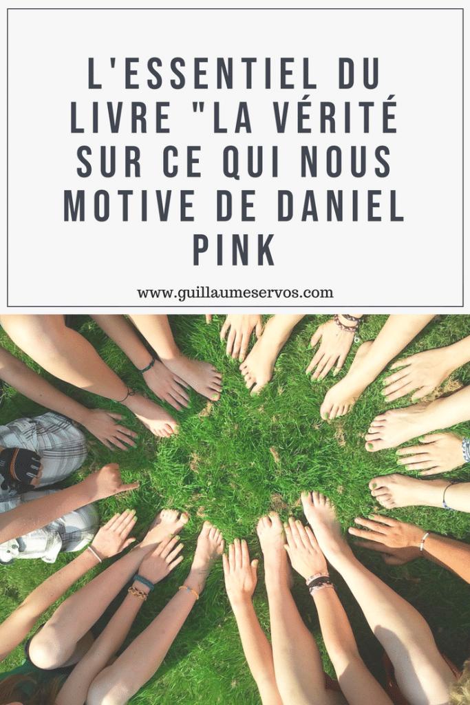 Découvre les principes de la motivation avec le journaliste Daniel Pink. Qu'est-ce qui nous motive vraiment ? Quand sommes-nous les plus performants ?
