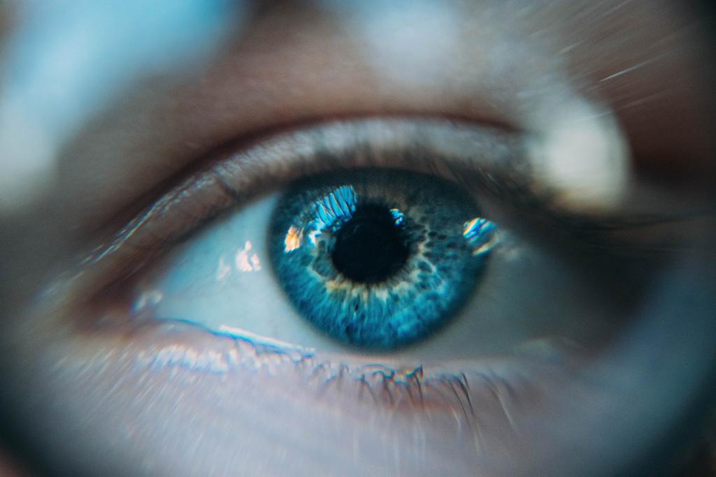 L'œil et la lecture sur un écran