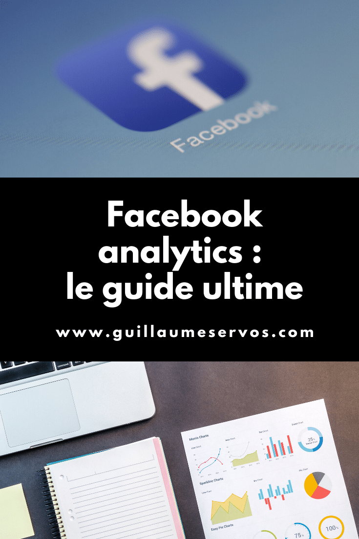 Avec Facebook analytics, tu disposes d'une ressource diablement efficace pour doper ta stratégie social media et tes campagnes marketing.