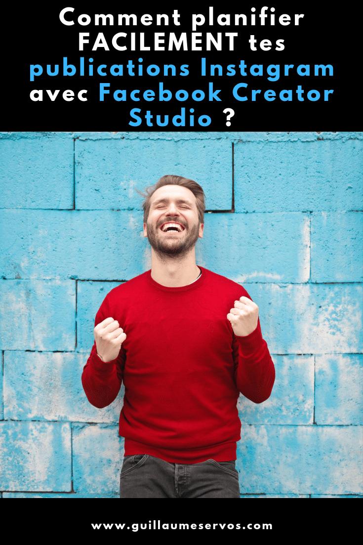 Découvre comment planifier facilement et gratuitement tes publications Instagram avec Facebook Creator Studio. Au menu : tuto de A à Z, liberté, productivité...