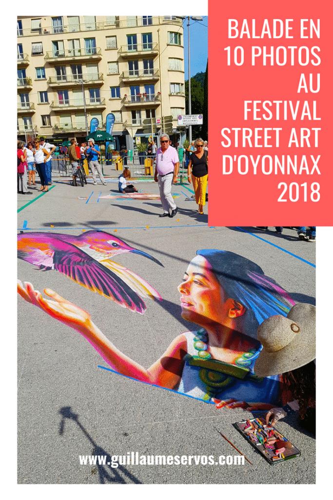 Découvre l'édition 2018 du festival street art d'Oyonnax