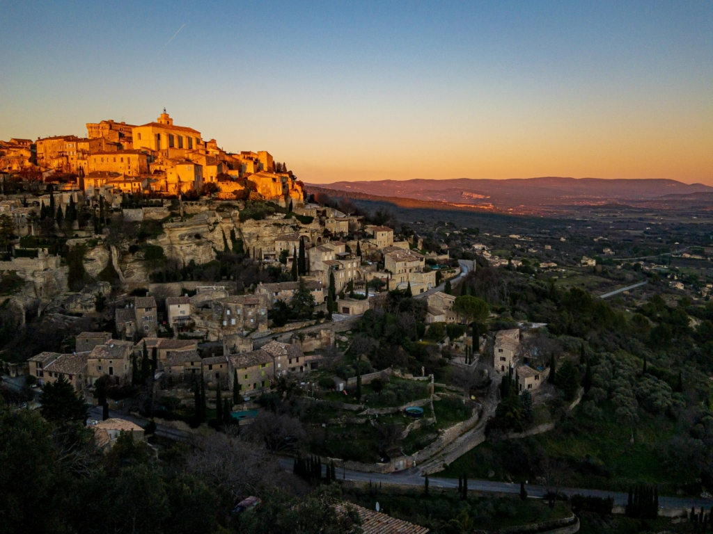 Que faire dans la région d'Avignon : Gordes et le Luberon