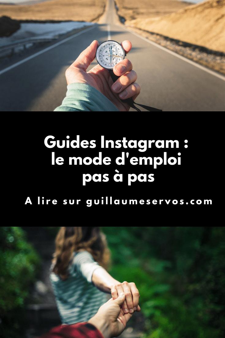 As-tu déjà entendu parlé des guides Instagram  ? Et oui, maintenant, tu peux faire de la curation de contenu et créer de belles collections qui sont rattachées directement à ton profil.