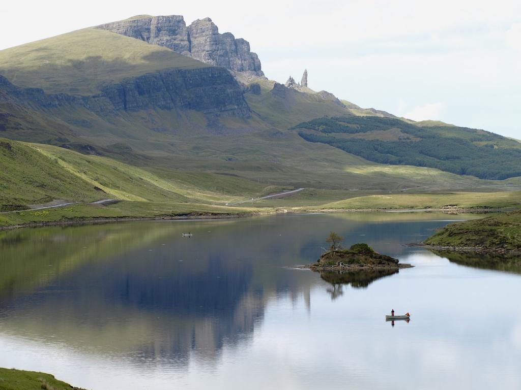 Ile de Skye en Ecosse parmi les 25 lieux incroyables à voir en Europe que tu ne connais pas