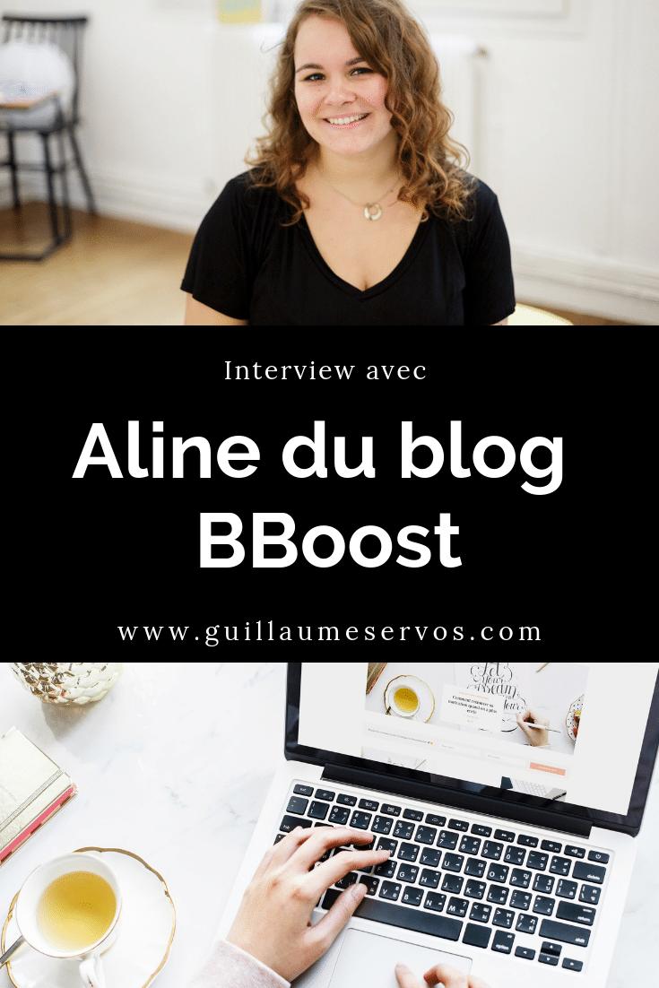 Découvre mon interview avec Aline du blog TheBBoost qui aide les entrepreneurs à mieux comprendre et gérer leur business. Au menu : son rapport au blogging, aux réseaux sociaux et au voyage.