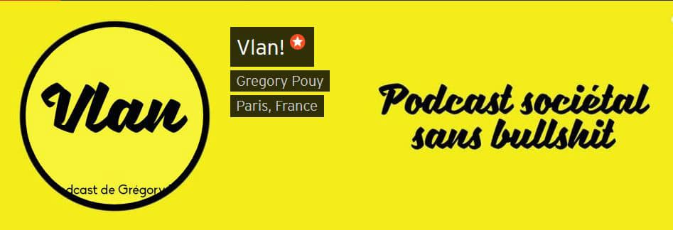 Grégory Pouy : interview de podcasteur