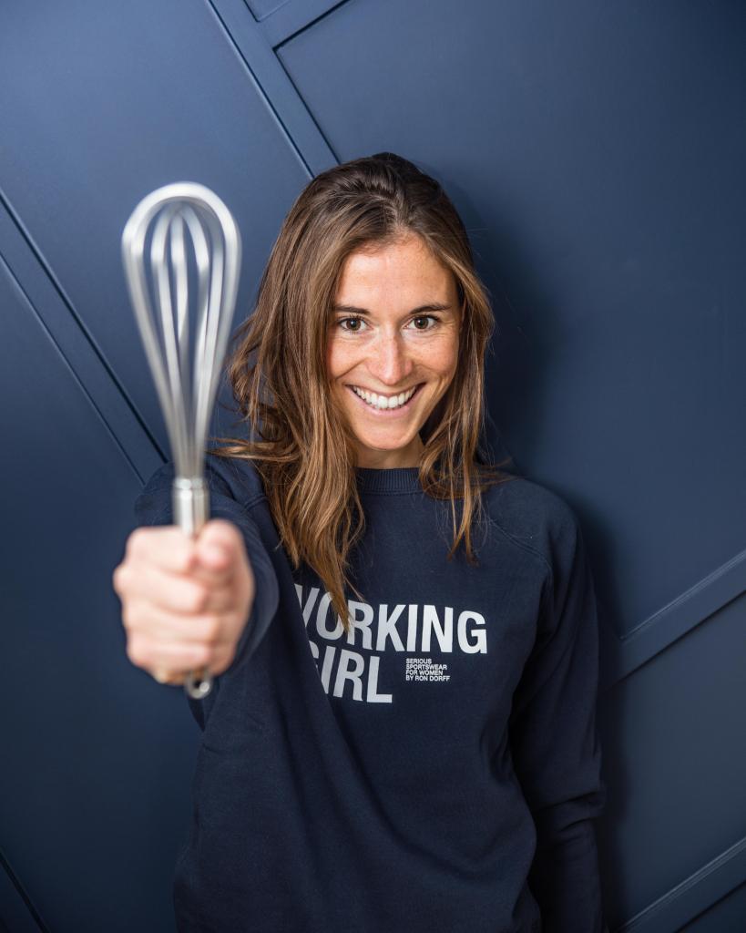 Marion Flipo, 31 ans, lilloise d'origine, à Paris depuis bientôt 8 ans, passionnée de cuisine au point d'en avoir fait mon métier.