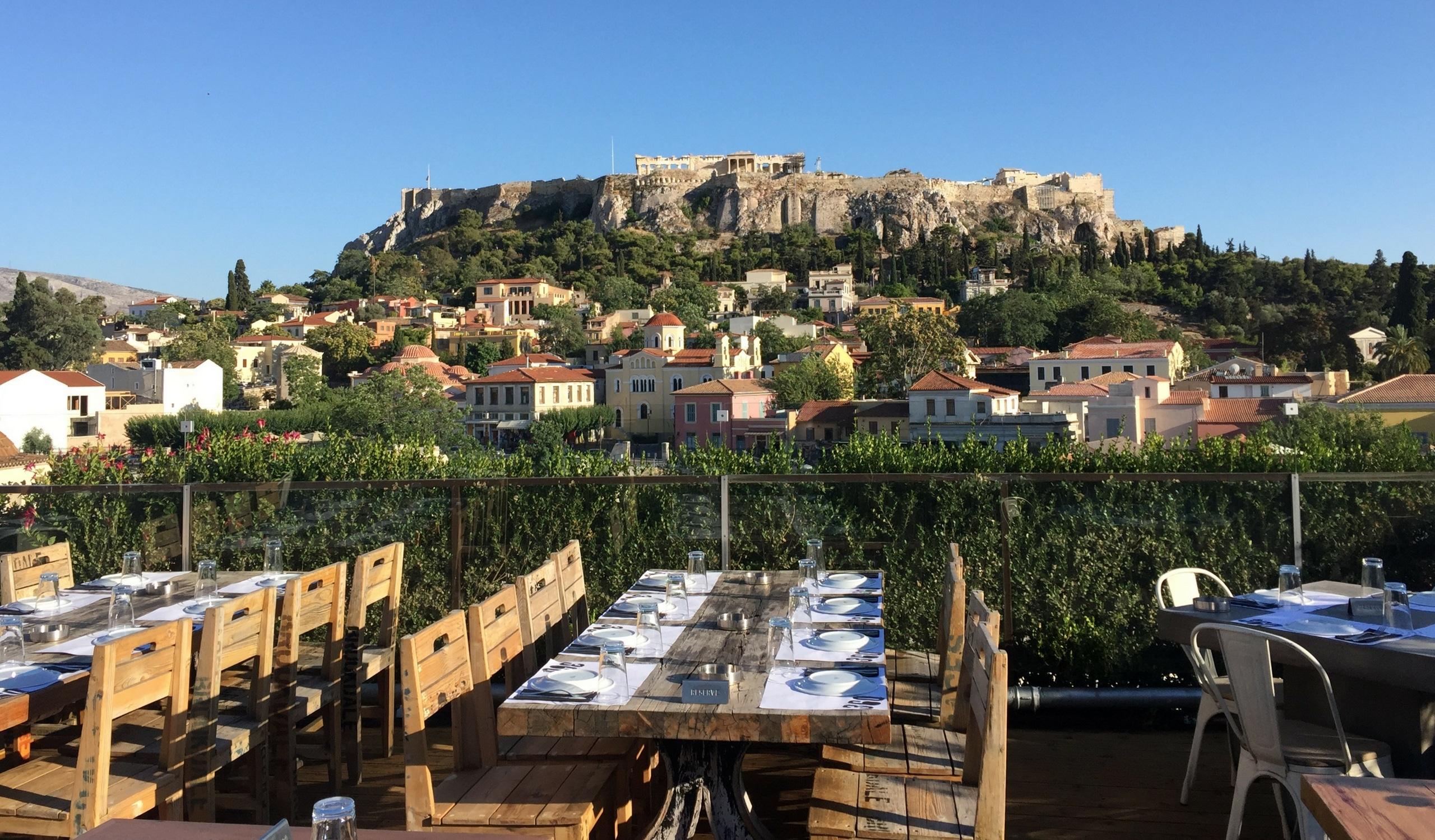 Vivre Athènes : interview d'une blogueuse voyage