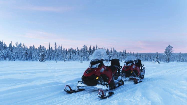La Laponie avec la blogueuse voyage Eat My Travel