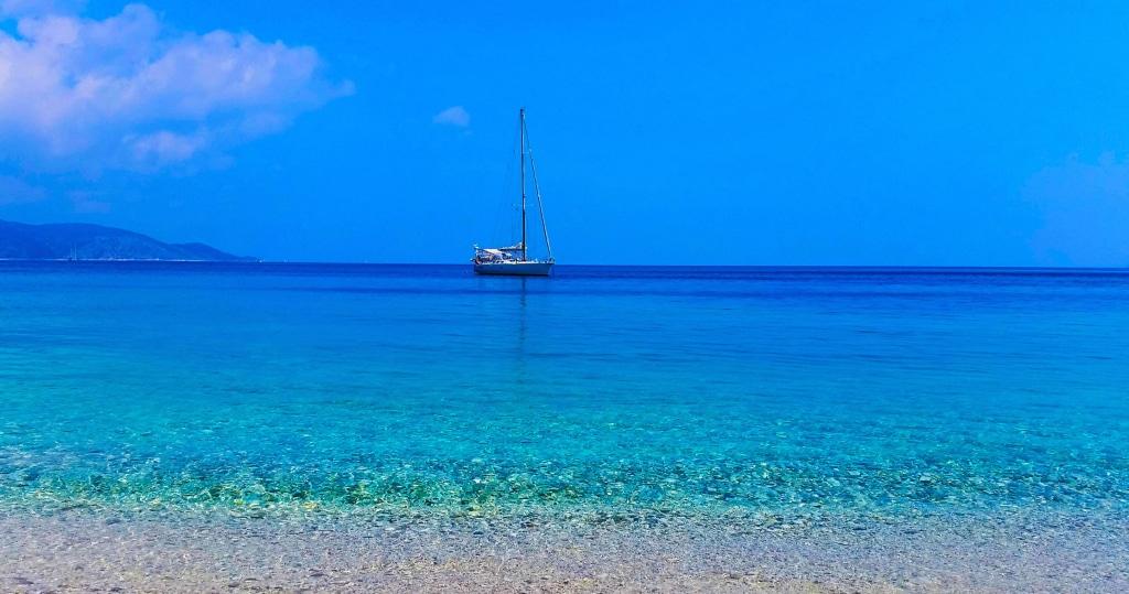 L'île d'Ithaque en Grèce parmi les 25 lieux incroyables à voir en Europe que tu ne connais pas