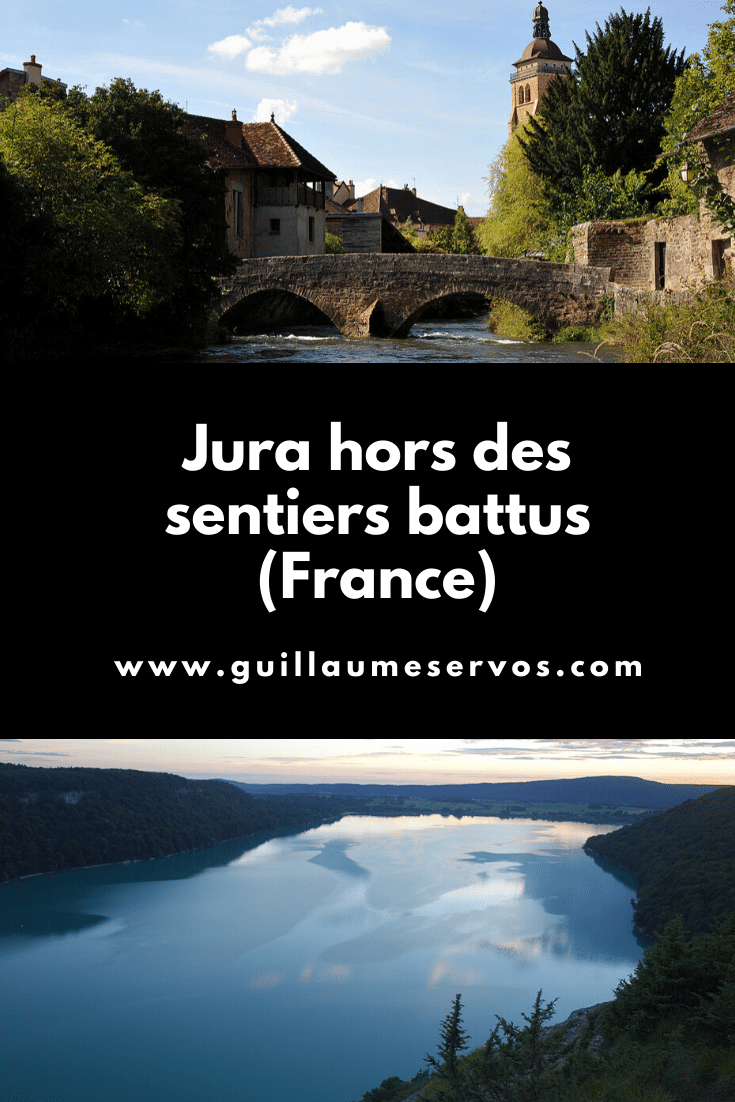 Envie de découvrir le Jura autrement, hors des sentiers battus ? Excellente idée, au menu : Pic de l'Aigle, Clairvaux, Arbois, Poligny...