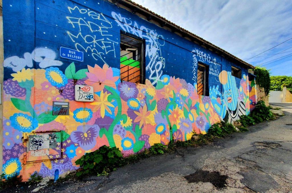 Street art Sète #2 : Kashink