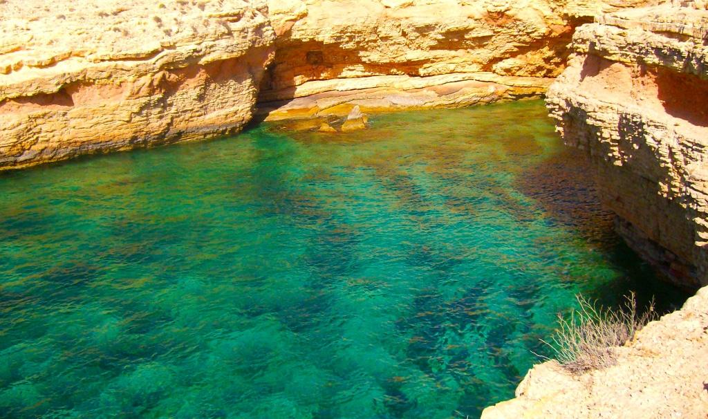 Où se baigner à Koufonissia dans les Cyclades en Grèce