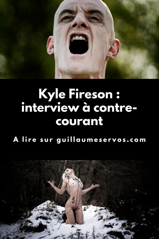 Découvre mon interview avec le photographe et modèle Kyle Fireson. Au menu : son rapport à la photographie, aux réseaux sociaux et au voyage.