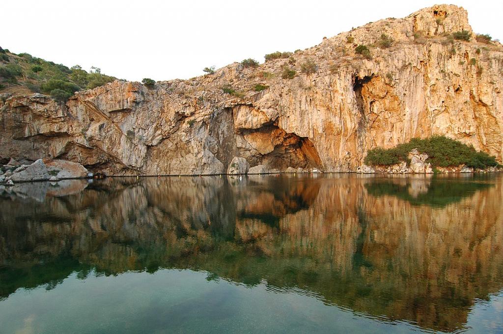 Lac Vouliagmeni, Athènes hors des sentiers battus