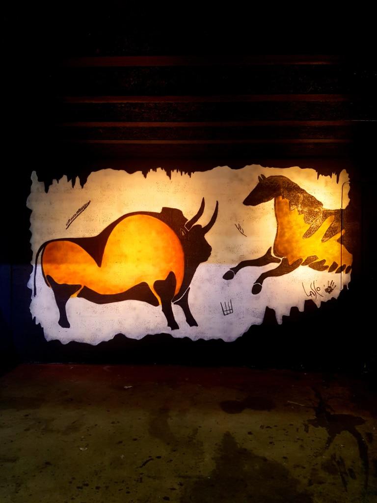 Le street art de Lasco à Peinture Fraiche 2020