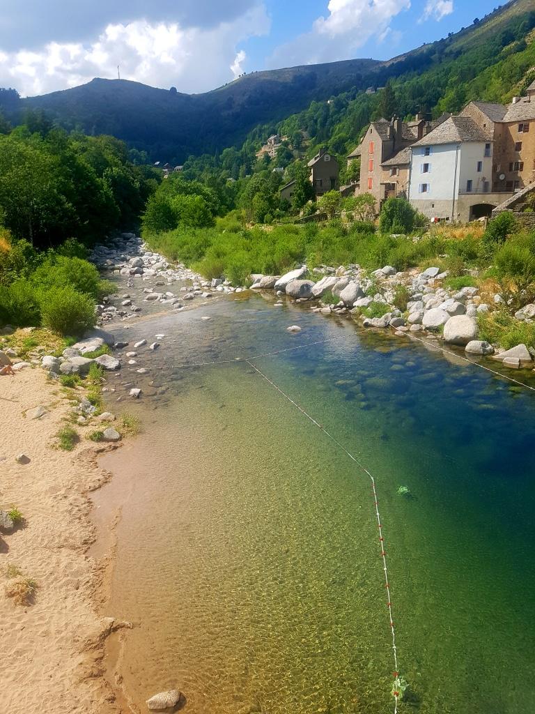 Le village de Pont-de-Montvert