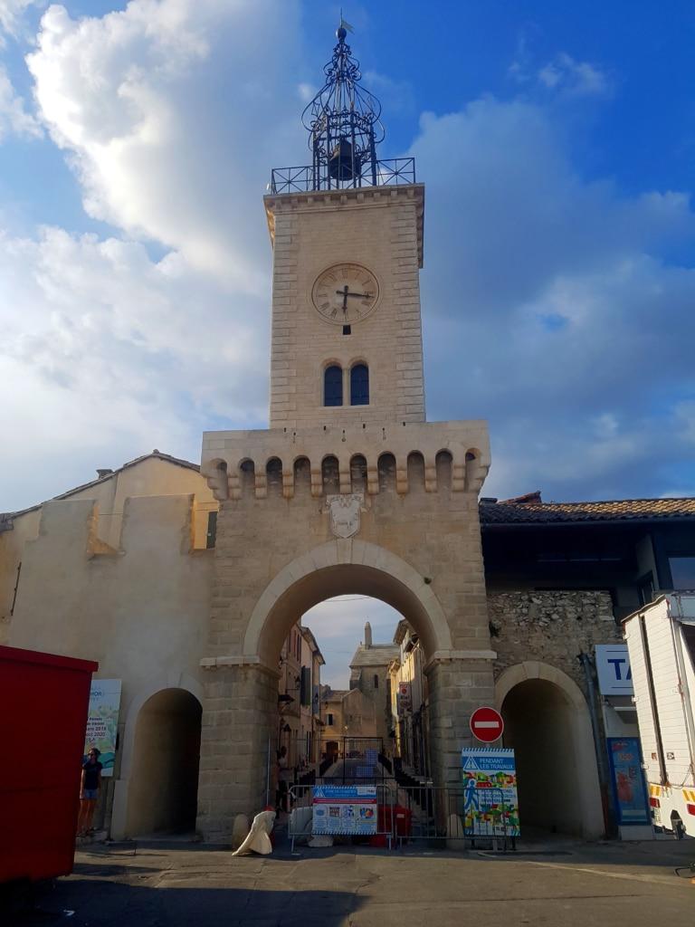 Le Thor (pays de Sorgue) dans la région d'Avignon