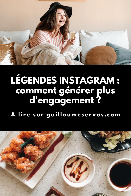 Comment écrire des légendes Instagram pour avoir plus de j'aime, de commentaires et d'enregistrement sans se prendre la tête ? Longueur, structure idéale, lisibilité, hashtags, mentions, Alt text...
