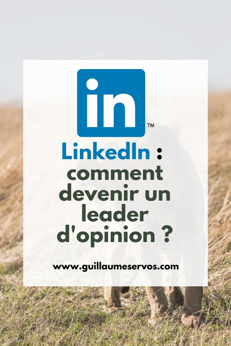 LinkedIn est un formidable moyen pour gagner en visibilité et montrer son expertise. Au menu : 8 étapes simples pour devenir un leader d'opinion dans son secteur.