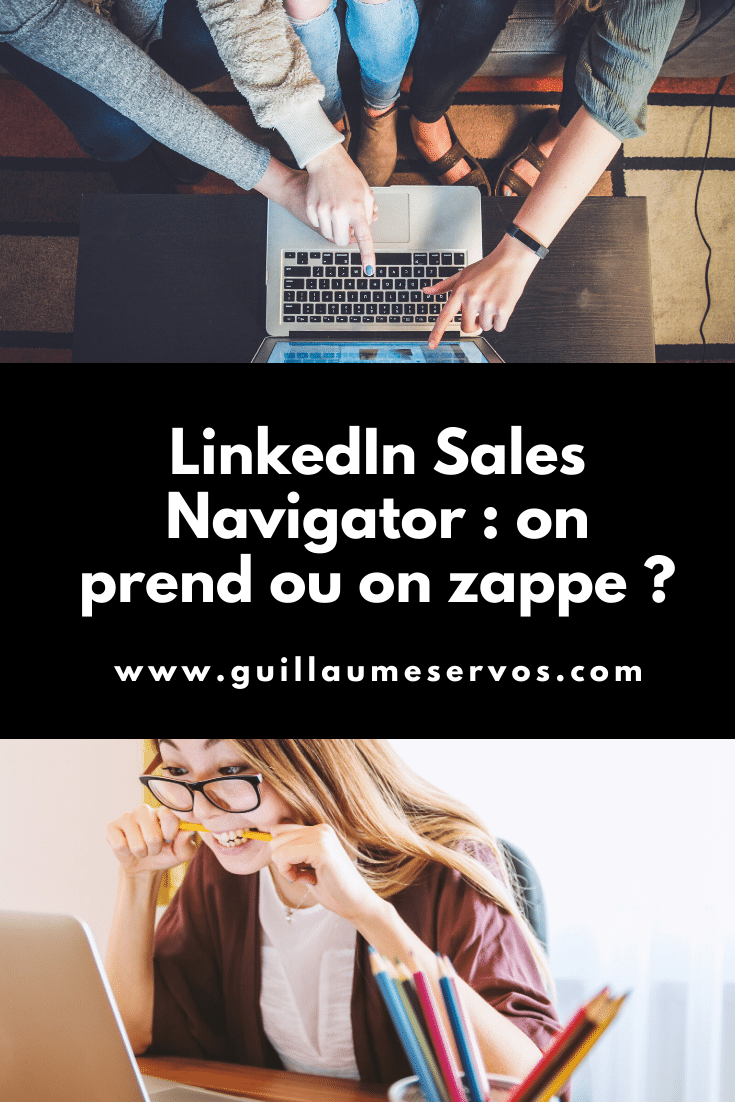 LinkedIn est la plateforme idéale pour trouver des clients en B2B, mais est-ce qu'on en a vraiment pour son argent avec LinkedIn Sales Navigator ?