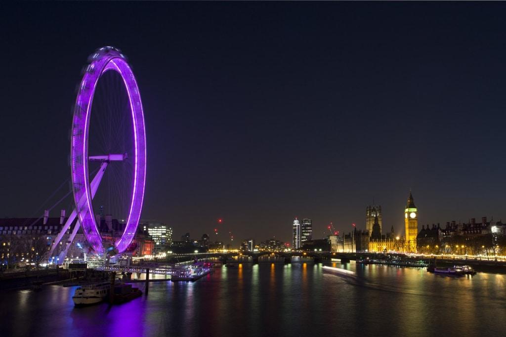 Le London Eye dans les anecdotes insolites sur Londres