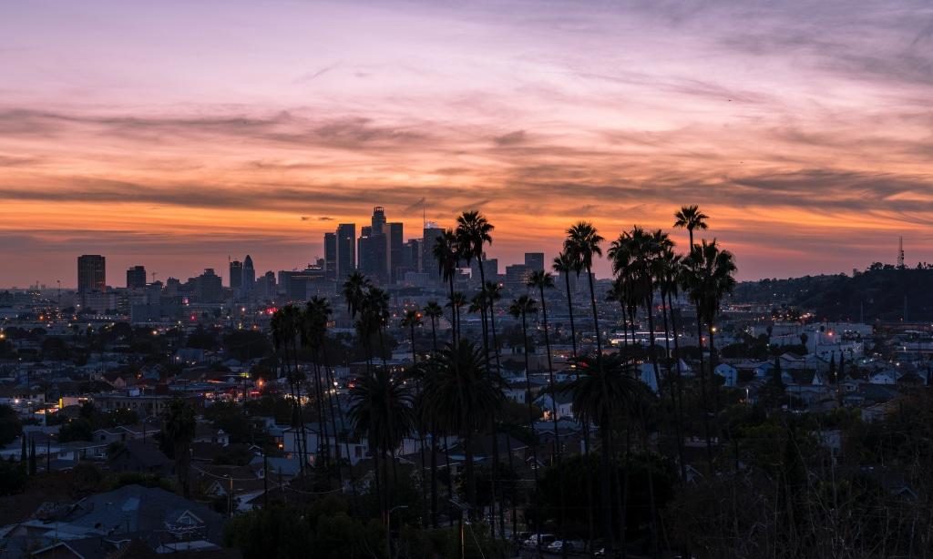 Los Angeles, pour mon inspiration, mon temps à flâner, les rencontres les plus improbables. Marion Flipo