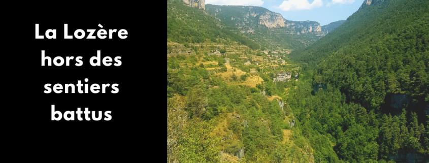 Envie de découvrir la Lozère autrement, hors des sentiers battus ? Excellente idée, au menu : Meyrueis, gorges de la Jonte, massif de l'Aigoual, Marvejols...