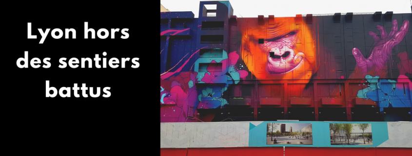 Tu pars à Lyon et tu as envie hors de sortir des sentiers battus. Au menu : street art à la Croix-Rousse, Jardin Rosa Mir, horloge de Guignol, Fort de Vaise...