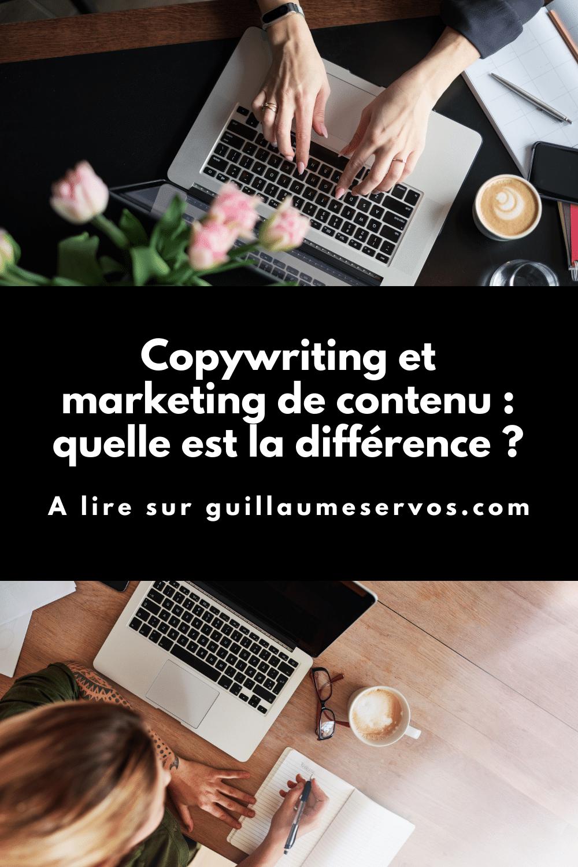 Qu'est-ce le marketing de contenu ? Le copywriting ? Pourquoi le marketing de contenu sans copywriting est un énorme rendez-vous manqué ?