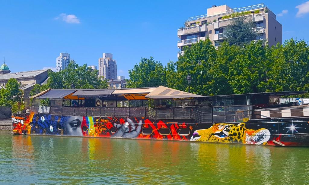 """Marko 93 fait également partie des 11 graffeurs sélectionnés dans le cadre du projet """"Les oeuvres d'art investissent la rue"""""""