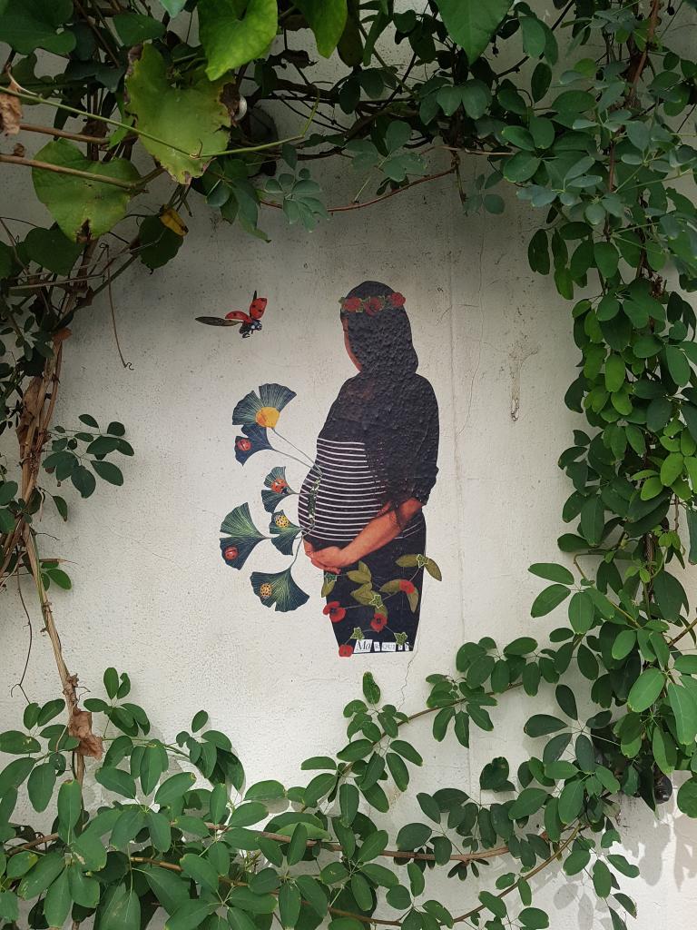 L'imagination débordante de Marquise street art