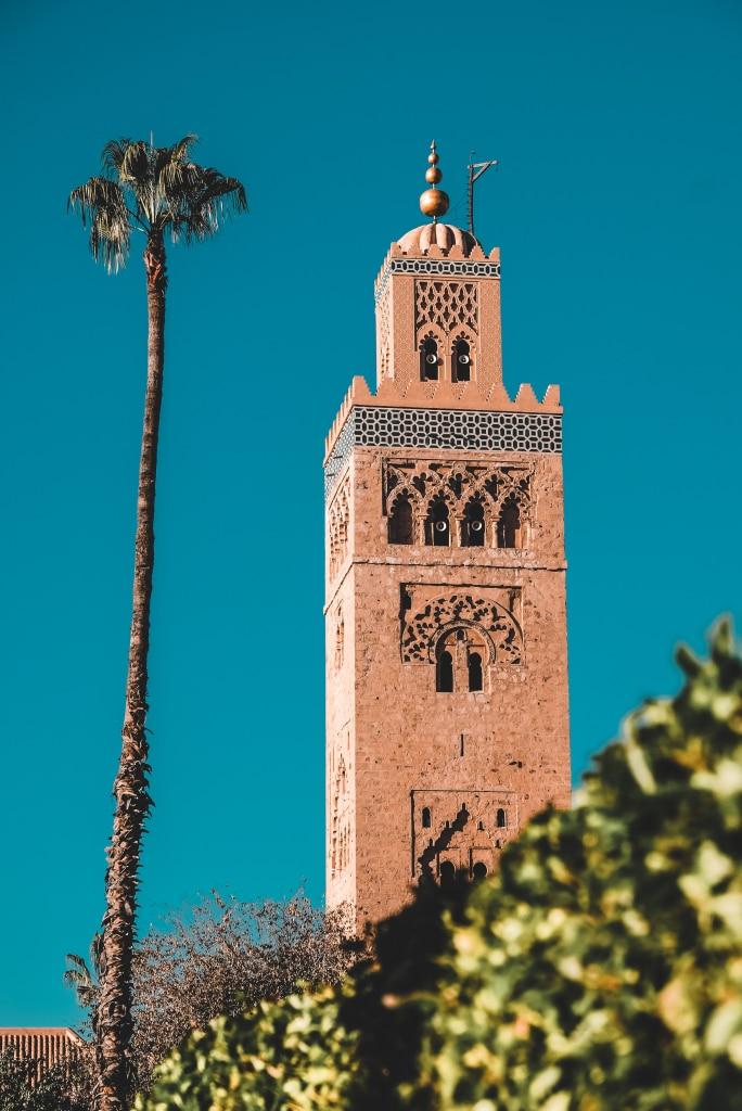 Marrakech et ses riads, la food, le temps de dire stop pour déconnecter, cela me va pas mal.