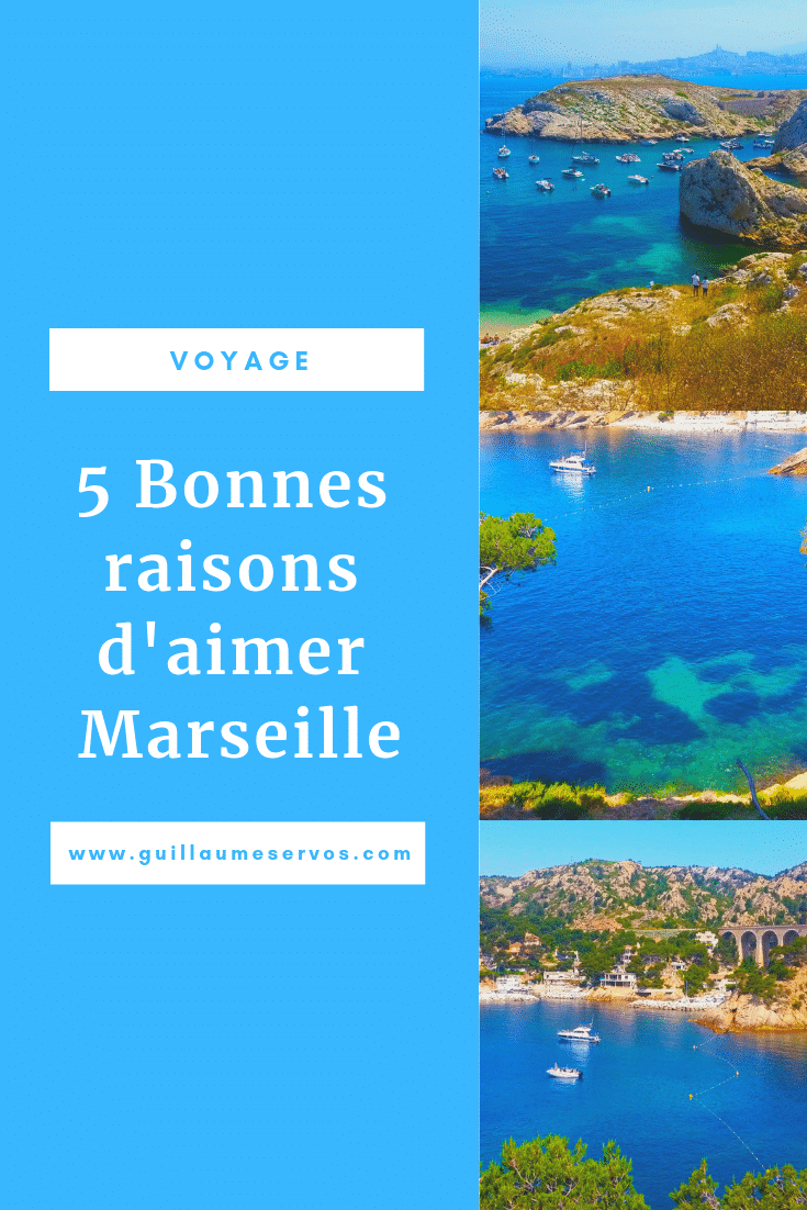 Plongez dans le Marseille que j'aime : des calanques à la Côte Bleue en passant par les îles du Frioul, de sa vie de quartier au street art.