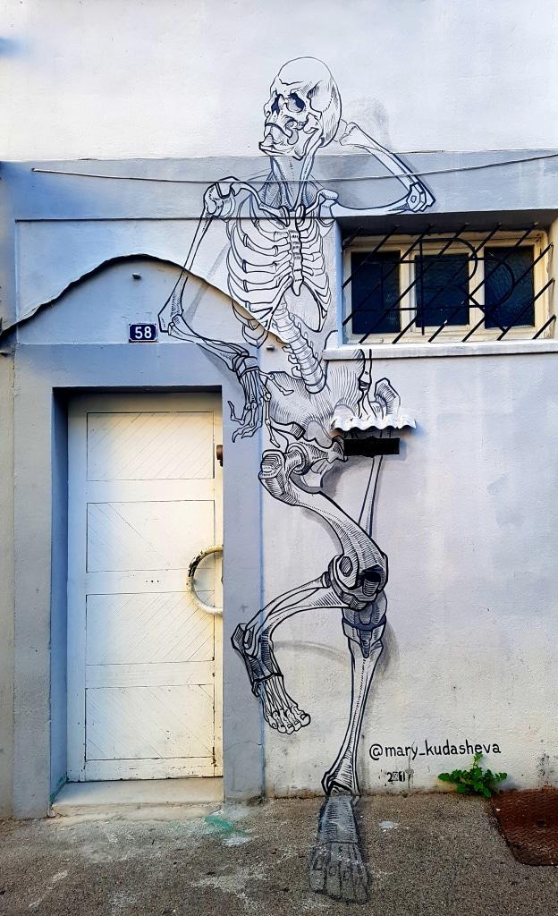 #7 Mary Kudasheva et son street art en 3 D