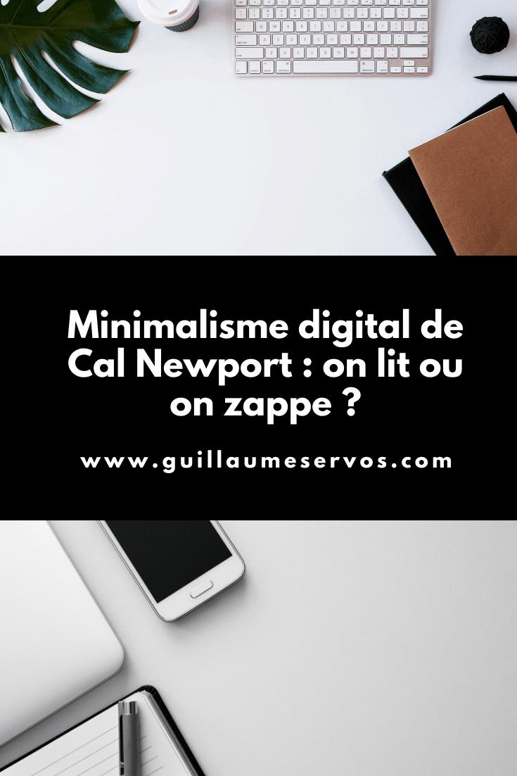 Cal Newport, l'auteur du best seller international Deep Work décode pour nous le phénomène du Minimalisme Digital. Au menu : une course aux armements déséquilibrés, le grand ménage numérique, prendre du recul, ne cliquer pas sur j'aime...