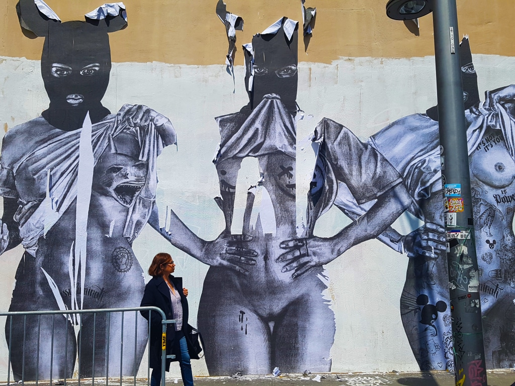 #10 MissMe et son street art féministe
