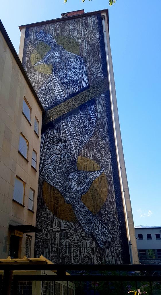 Monkey Bird, 6 avenue Marcelin Berthelot, Grenoble